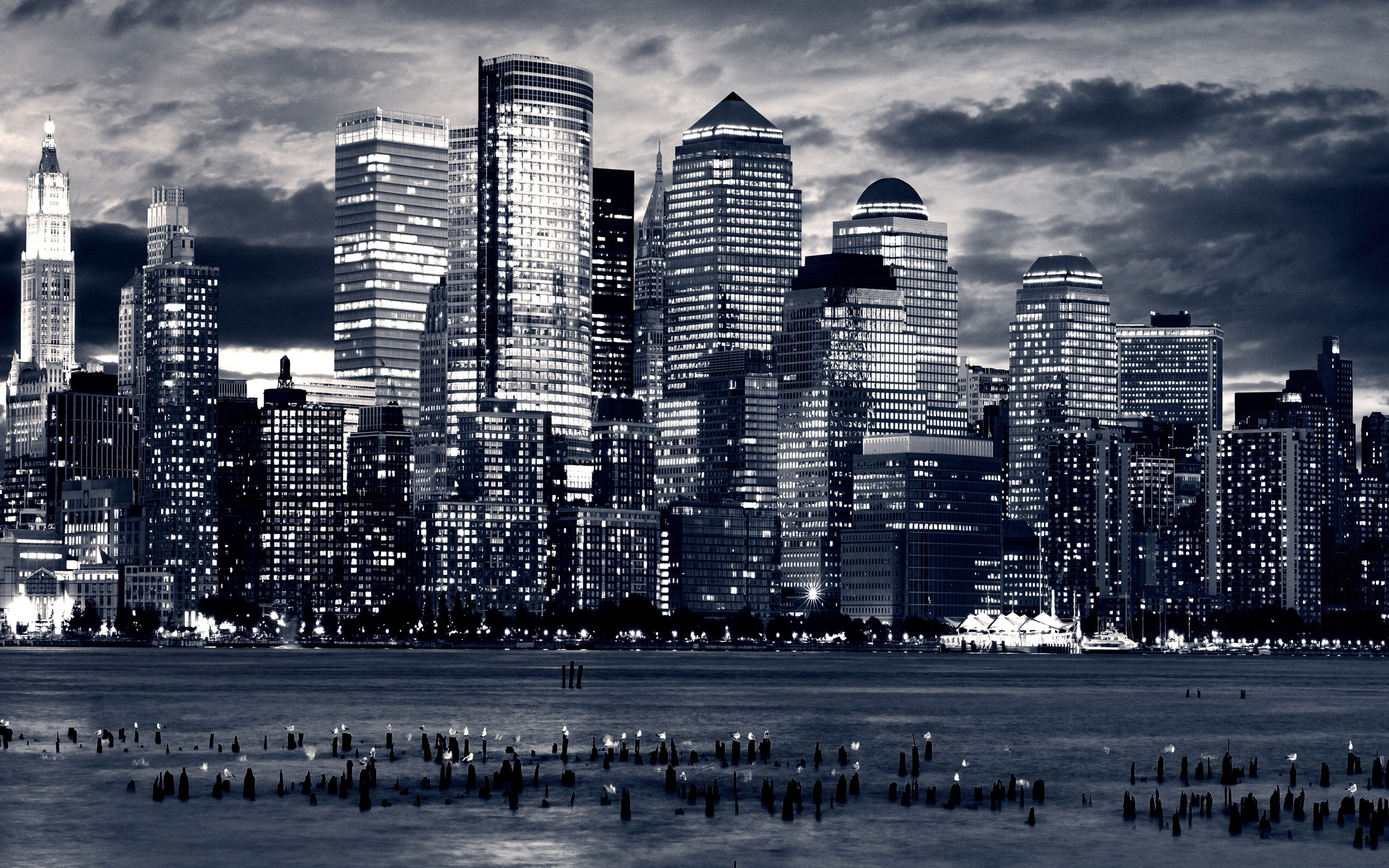 free chicago black and white wallpapers « long wallpapers