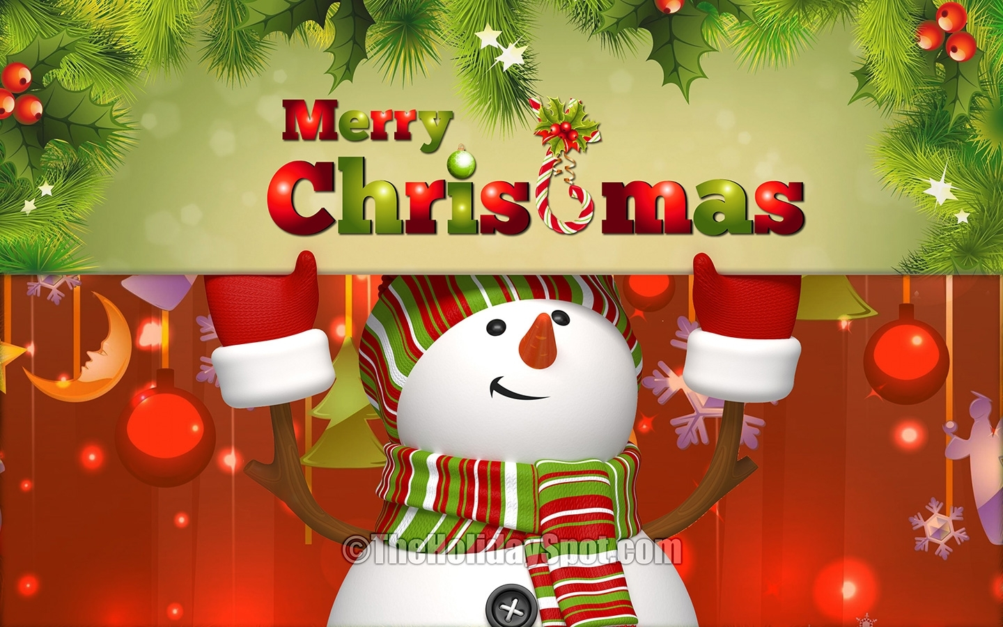 10 Best Merry Christmas Wall Paper FULL HD 1080p For PC Desktop