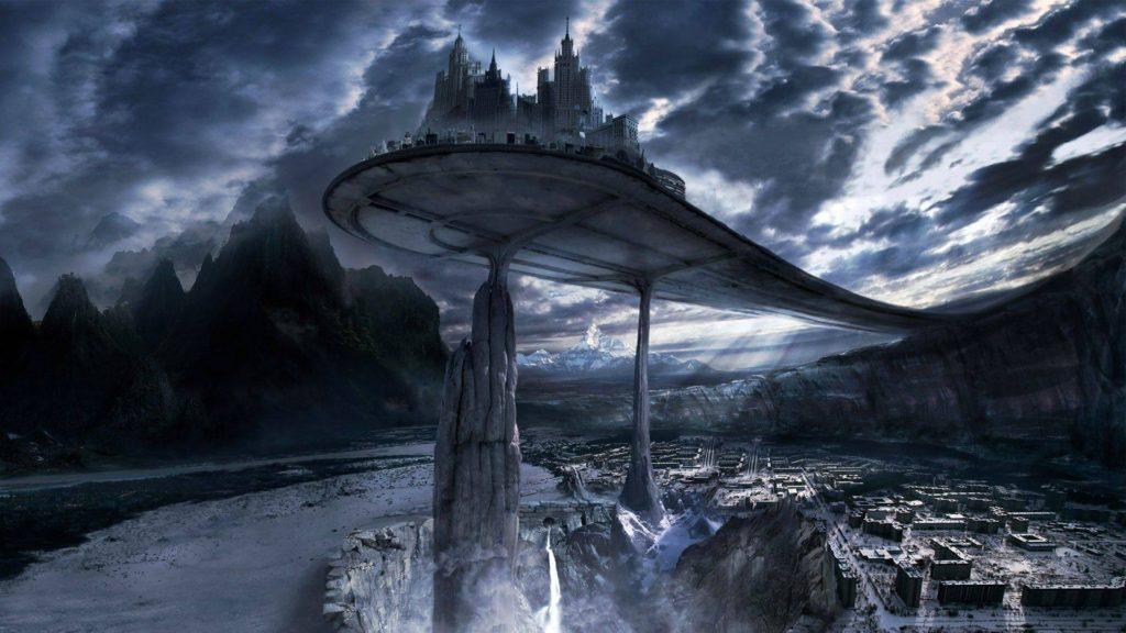 10 Latest Dark Fantasy Landscape Wallpaper FULL HD 1920×1080 For PC Desktop 2018 free download free fantasy landscape image long wallpapers 1024x576