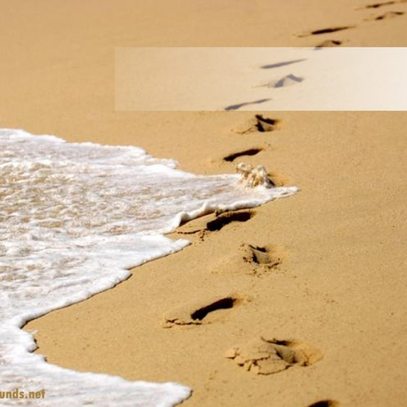 10 New Footprints In The Sand Images Free FULL HD 1920×1080 For PC Desktop 2018 free download free footprints in the sand backgrounds for powerpoint holiday ppt 800x800
