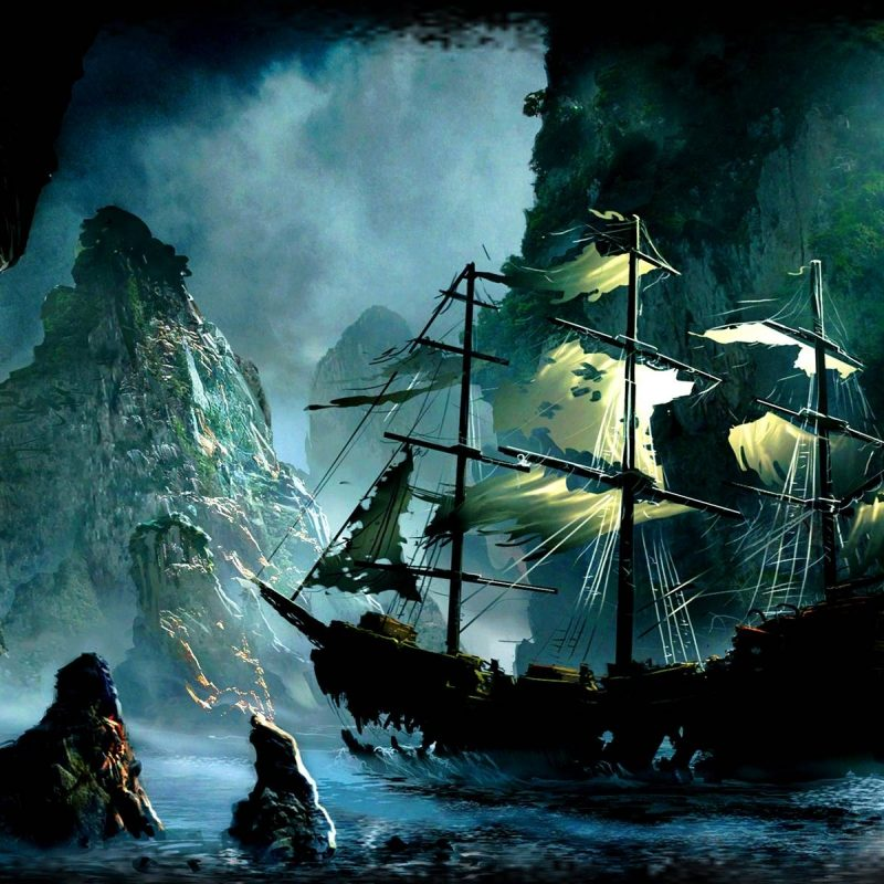 10 Latest Ghost Pirate Ship Wallpaper FULL HD 1920×1080 For PC Desktop 2018 free download free ghost pirate ship backgrounds long wallpapers 800x800