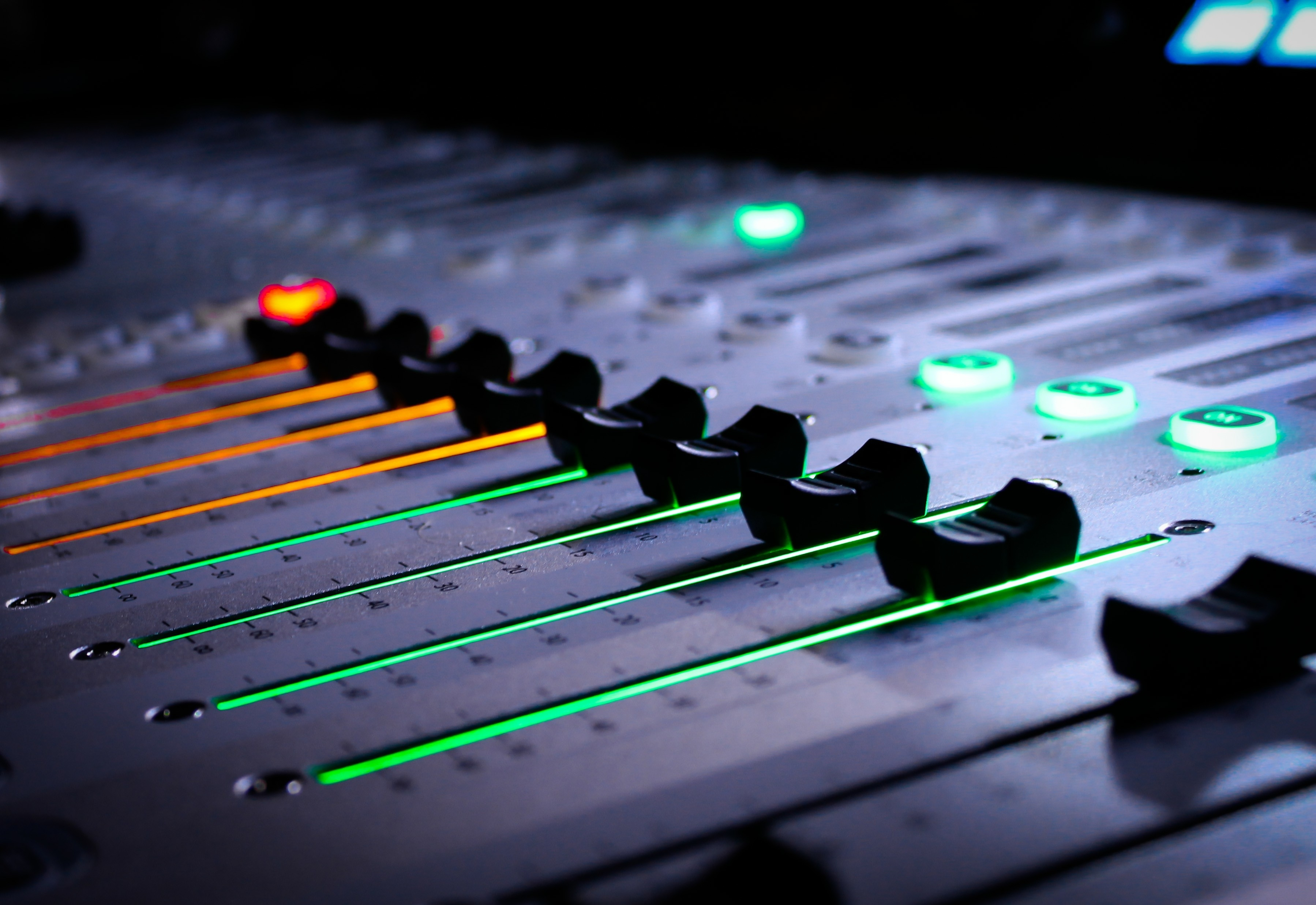 free hd recording studio mixer wallpapers download