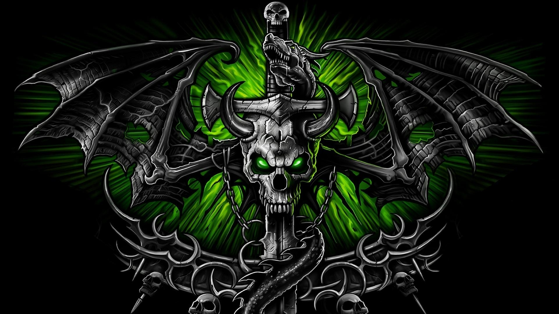 10 top free skull wallpapers for android full hd 1920×1080 for pc