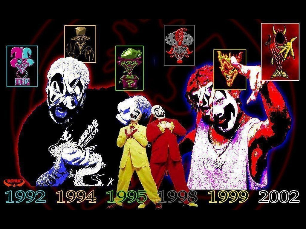 free insane clown posse wallpapers - wallpaper cave