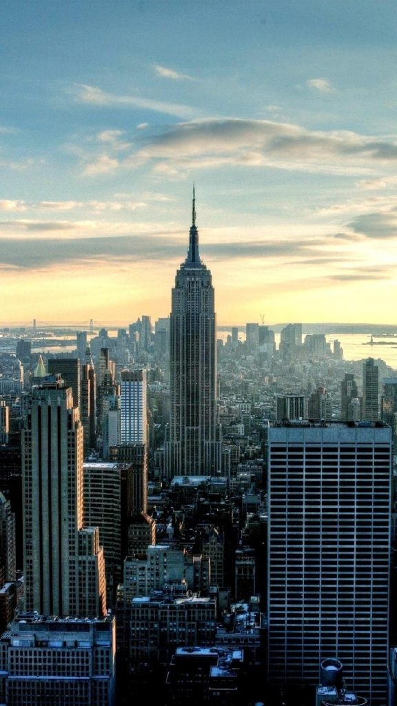 10 Latest New York Skyline Hd FULL HD 1920×1080 For PC Desktop 2021 free download free iphone 5 wallpaper for your iphone new york building 576x1024