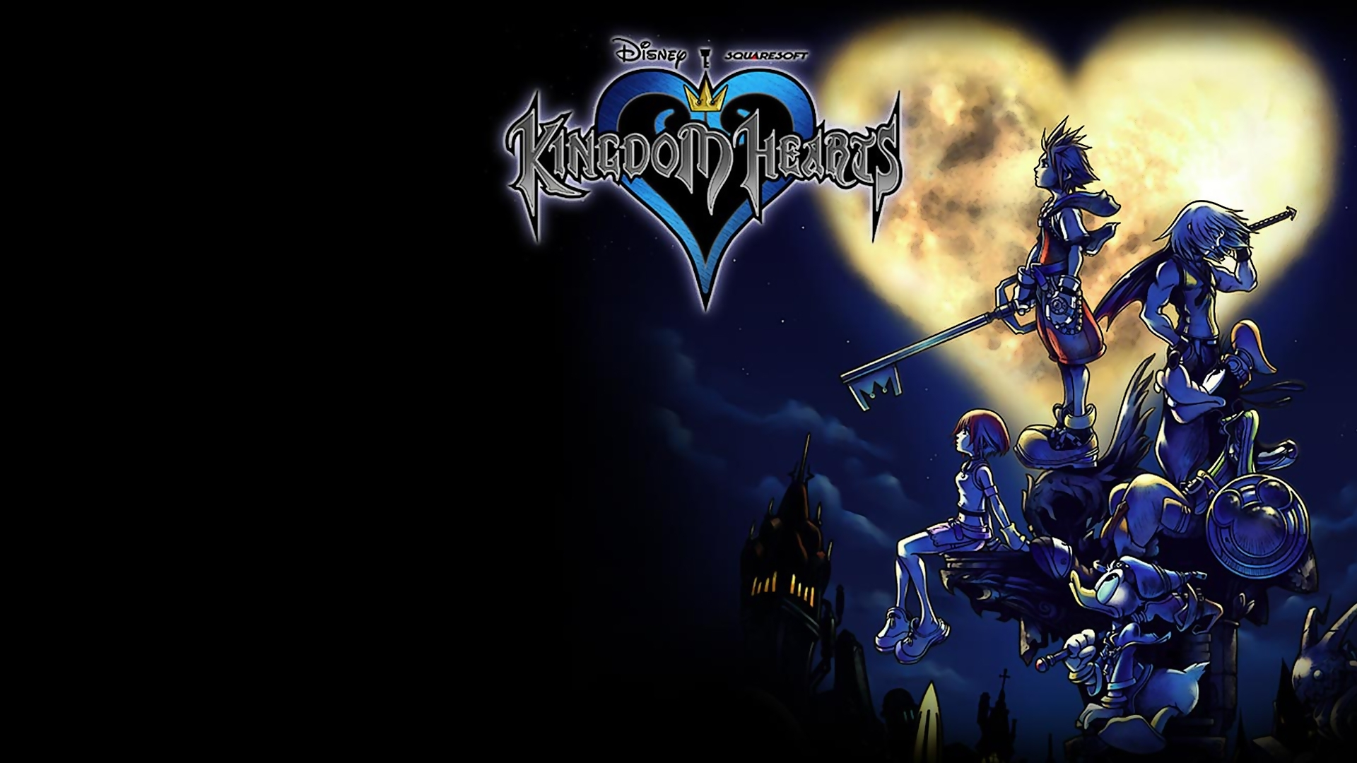 free kingdom hearts wallpaper hd resolution « long wallpapers