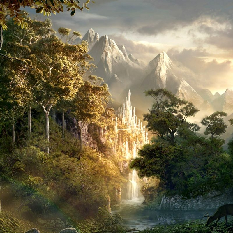 10 Best Lord Of The Rings Wallpaper Rivendell FULL HD 1080p For PC Desktop 2020 free download free lord of the rings wallpapers desktop background long wallpapers 800x800