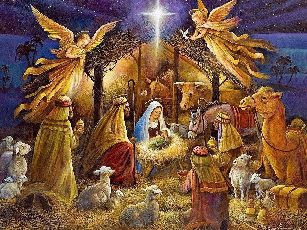 10 Latest Free Nativity Scene Images FULL HD 1080p For PC Desktop 2018 free download free nativity scene wallpapers wallpaper cave 1024x768