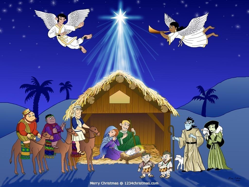 free nativity scene wallpapers - wallpaper cave | i love my