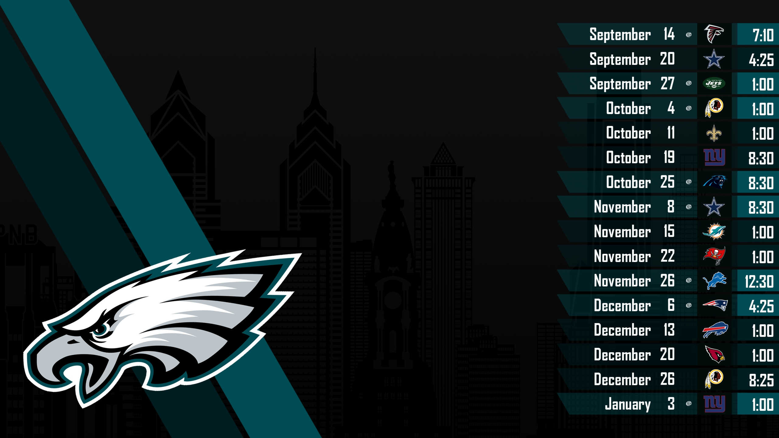 Title Free Philadelphia Eagles Wallpapers Group