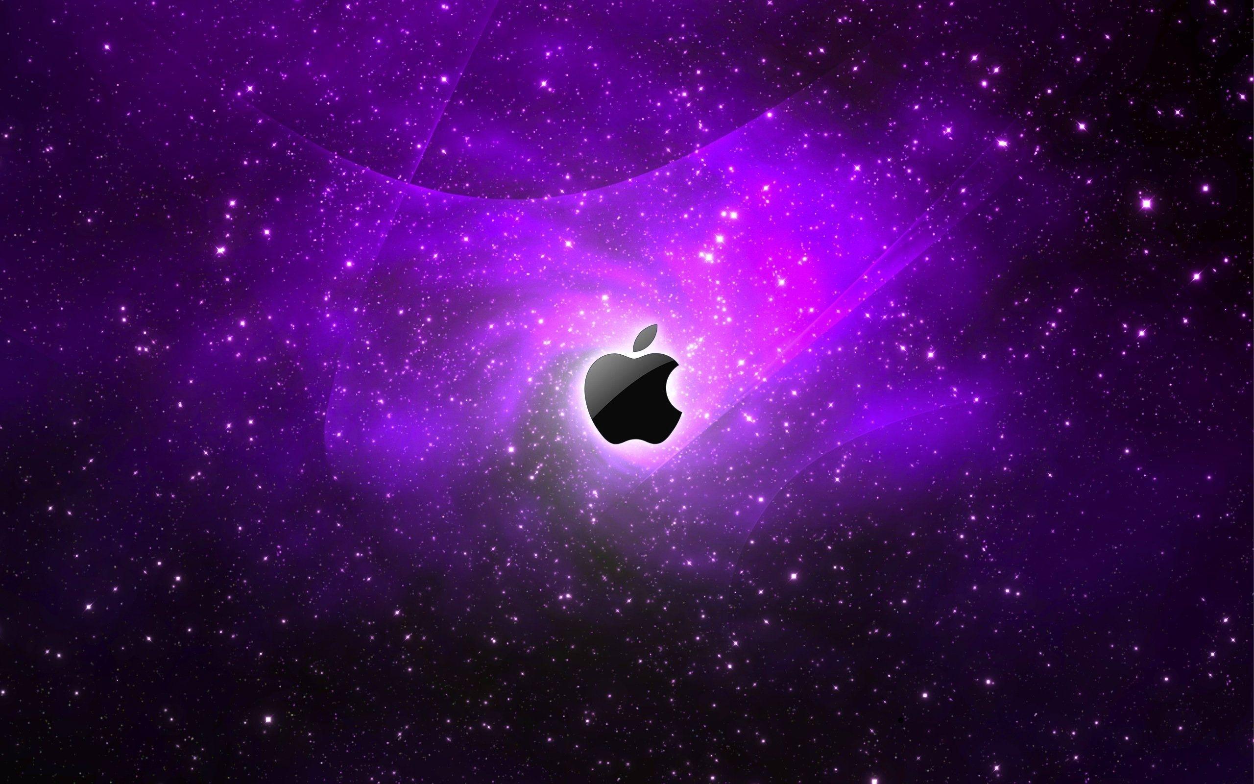free purple galaxy wallpaper high resolution « long wallpapers