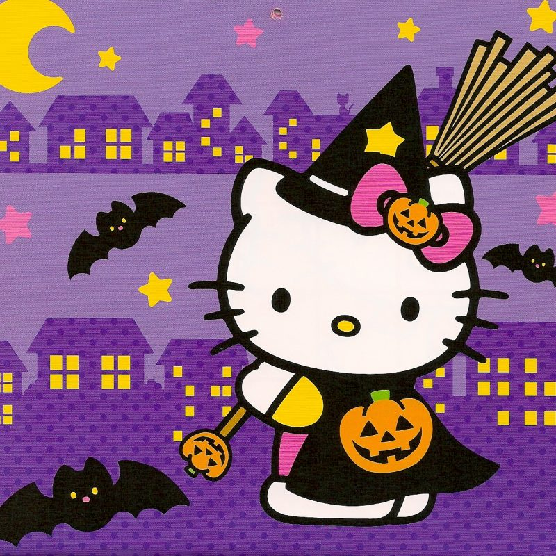 10 New Hello Kitty Halloween Wallpapers FULL HD 1920×1080 For PC Desktop 2018 free download free purple hello kitty wallpapers mobile long wallpapers 800x800