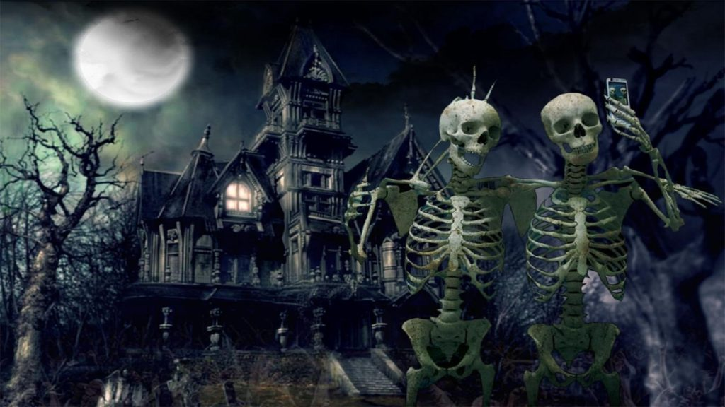 10 Most Popular Scary Halloween Wallpapers Free FULL HD 1080p For PC Background 2021 free download free scary halloween wallpapers wallpaper cave 1024x576