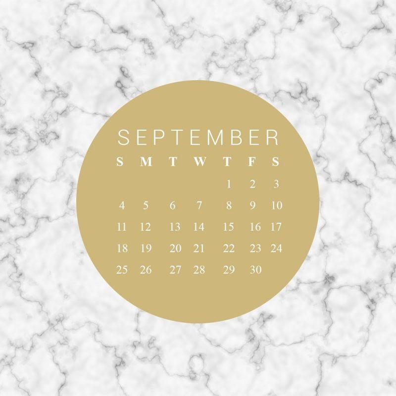 10 New September 2017 Calendar Wallpaper FULL HD 1080p For PC Background 2018 free download free september desktop wallpaper wallpaper september and laptop 800x800