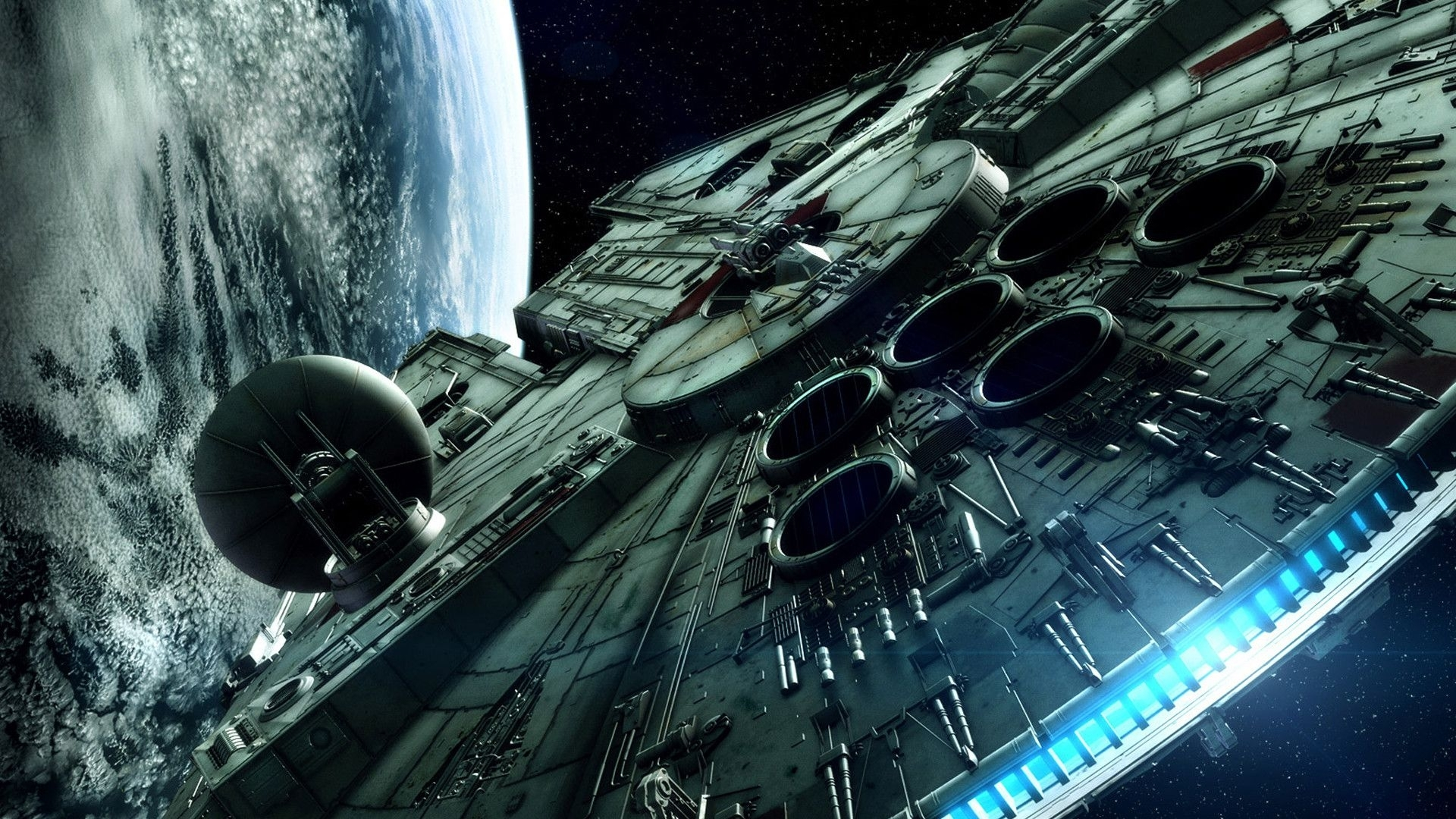 10 Latest Cool Star Wars Backgrounds Hd FULL HD 1080p For PC Desktop