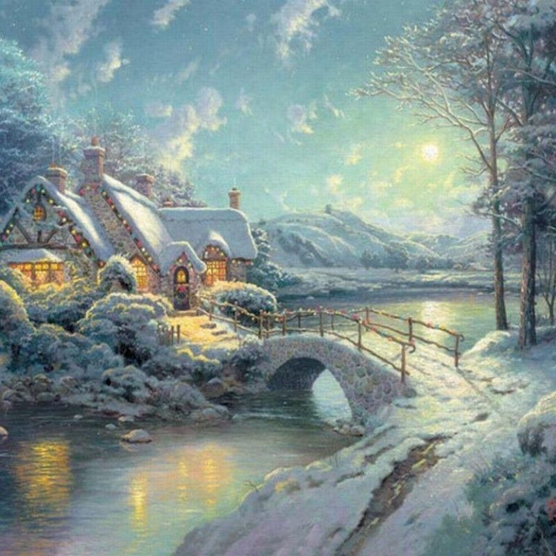 10 Best Thomas Kinkade Screensavers Windows 7 FULL HD 1920×1080 For PC Background 2018 free download free thomas kinkade wallpapers for desktop wallpaper cave 800x800
