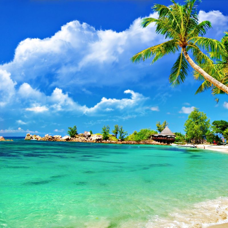 10 Best Tropical Beach Desktop Backgrounds FULL HD 1920×1080 For PC Desktop 2018 free download free tropical beach wallpaper images long wallpapers 3 800x800