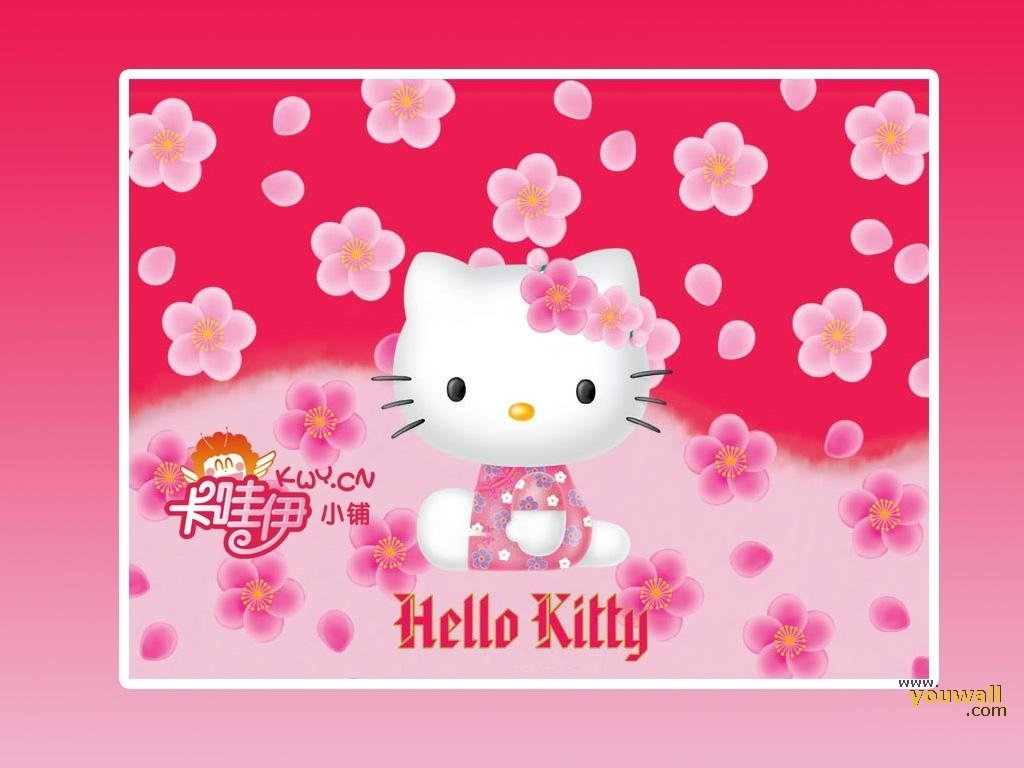 Beautiful Wallpaper Hello Kitty Wall - free-wallpaper-hello-kitty-sshz7u-wallpaper-bits  Best Photo Reference_365417.jpg