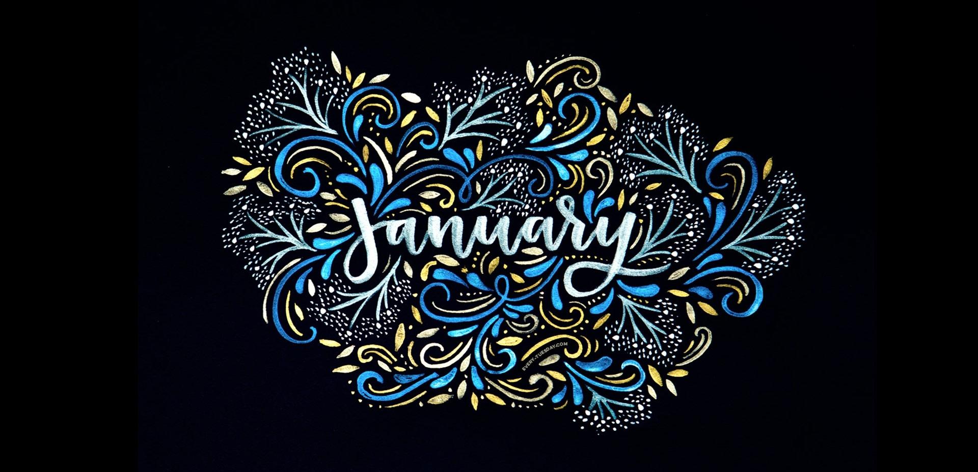 freebie: january 2017 desktop wallpapers - every-tuesday