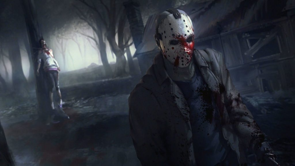10 New Jason Wallpapers Friday 13Th FULL HD 1920×1080 For PC Desktop 2018 free download friday the 13th may be teasing a new jason skin dvs gaming 1024x576