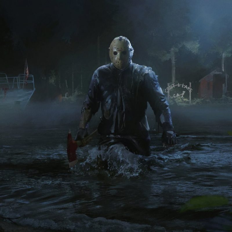 10 Most Popular Friday The 13Th Wallpaper 1920X1080 FULL HD 1920×1080 For PC Background 2018 free download friday the 13th the game full hd fond decran and arriere plan 800x800
