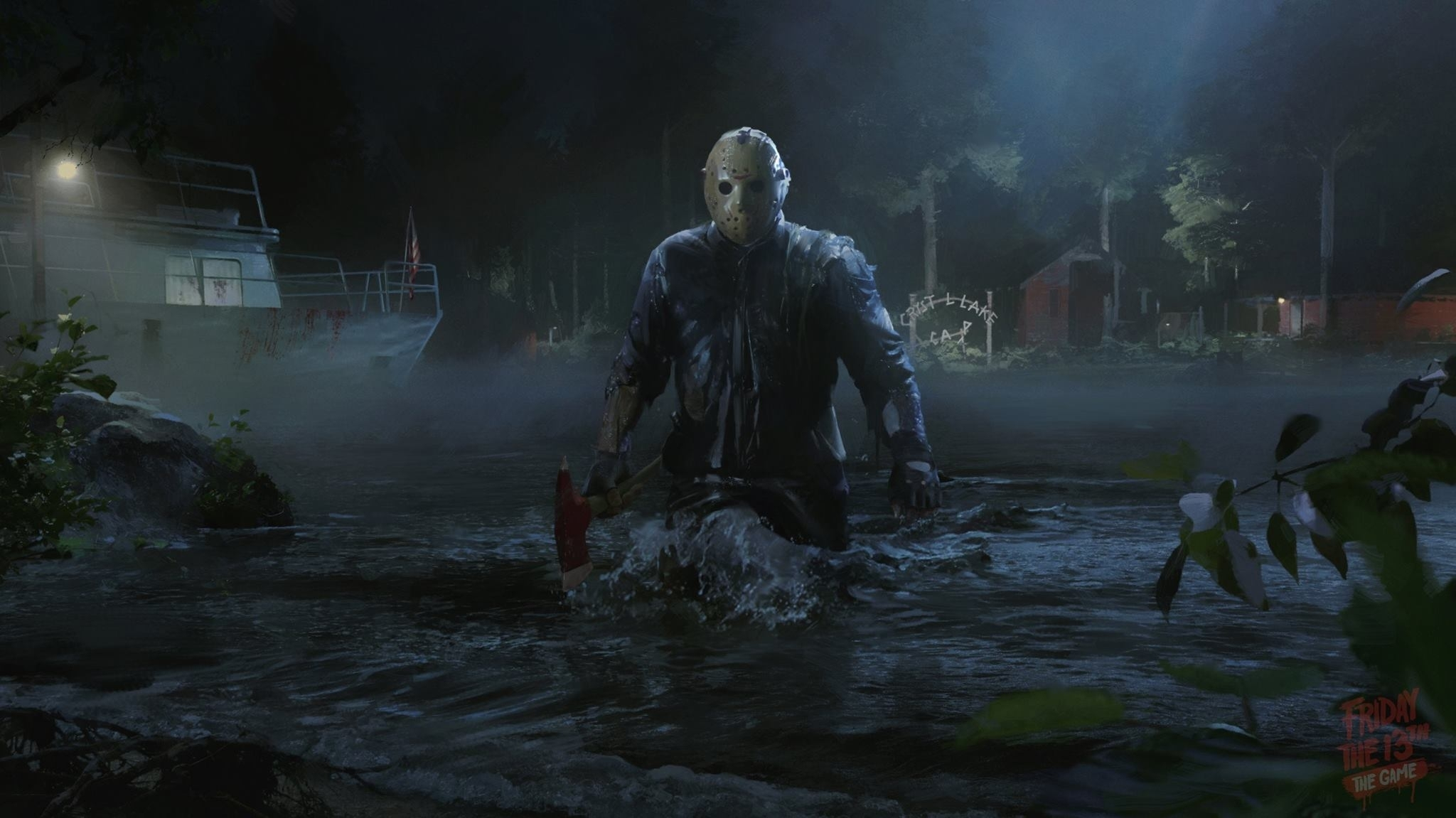 friday the 13th: the game full hd wallpaper and background image