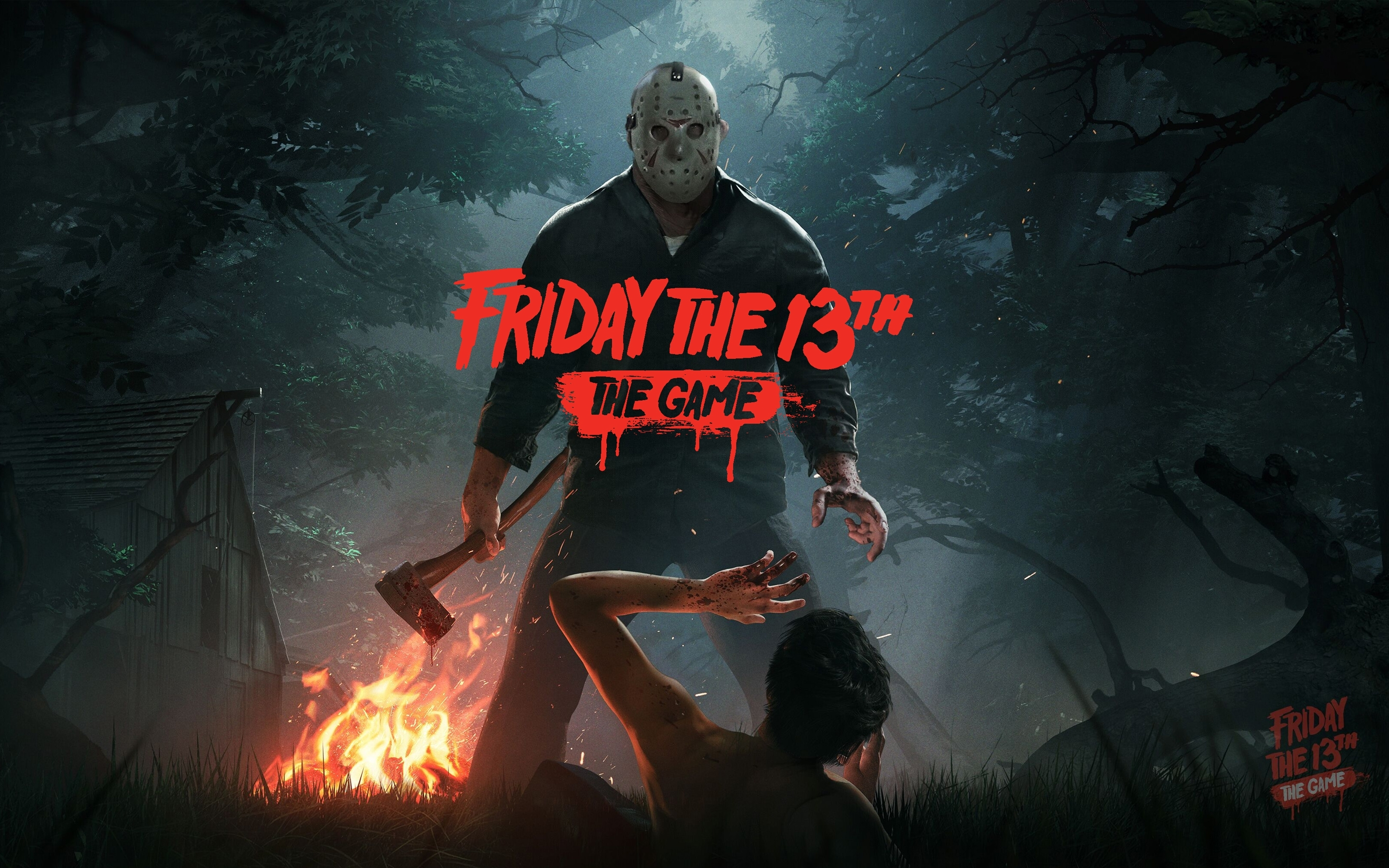 friday the 13th the game wallpapers | hd wallpapers | id #16107