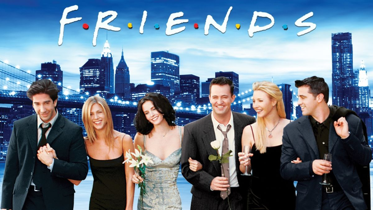 friends: the one with the wrong rachel - canceled tv shows - tv