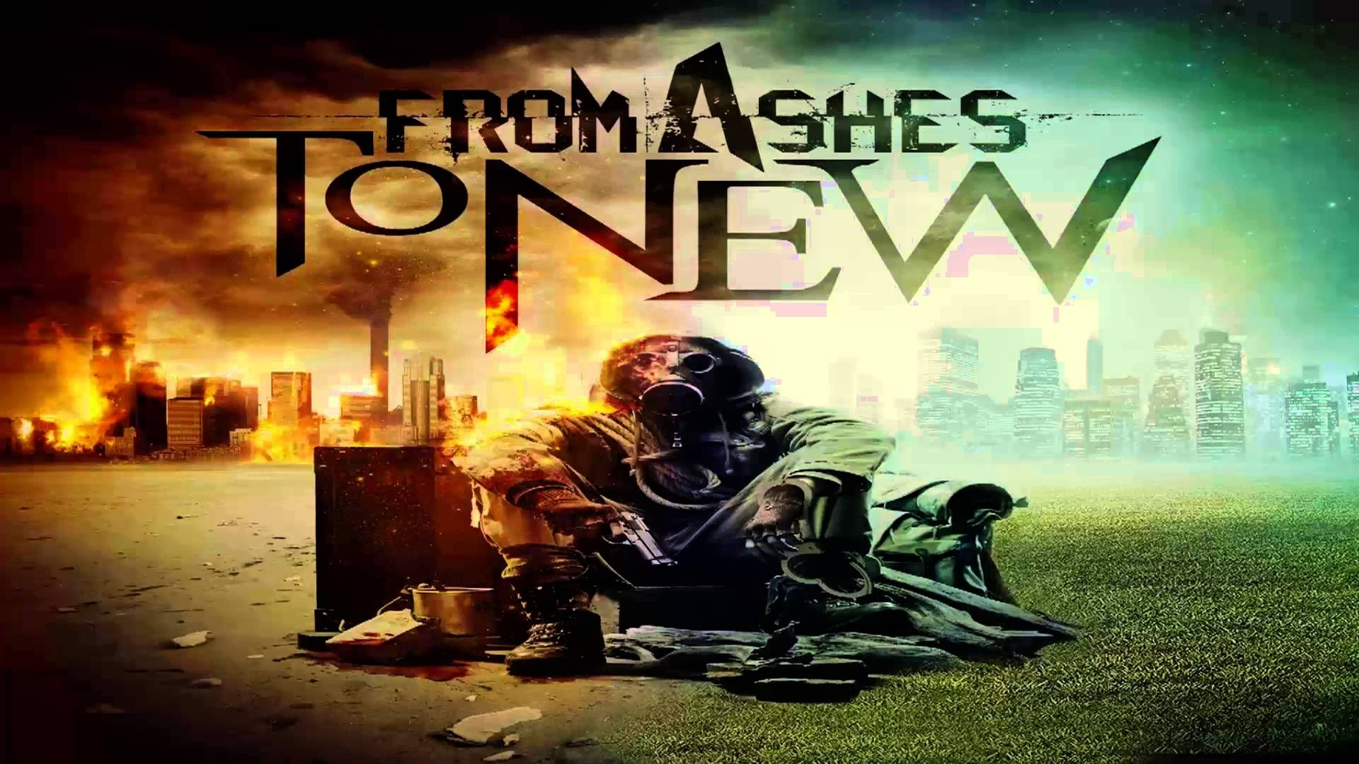 from ashes to new - destruction of myself (sub español) - youtube