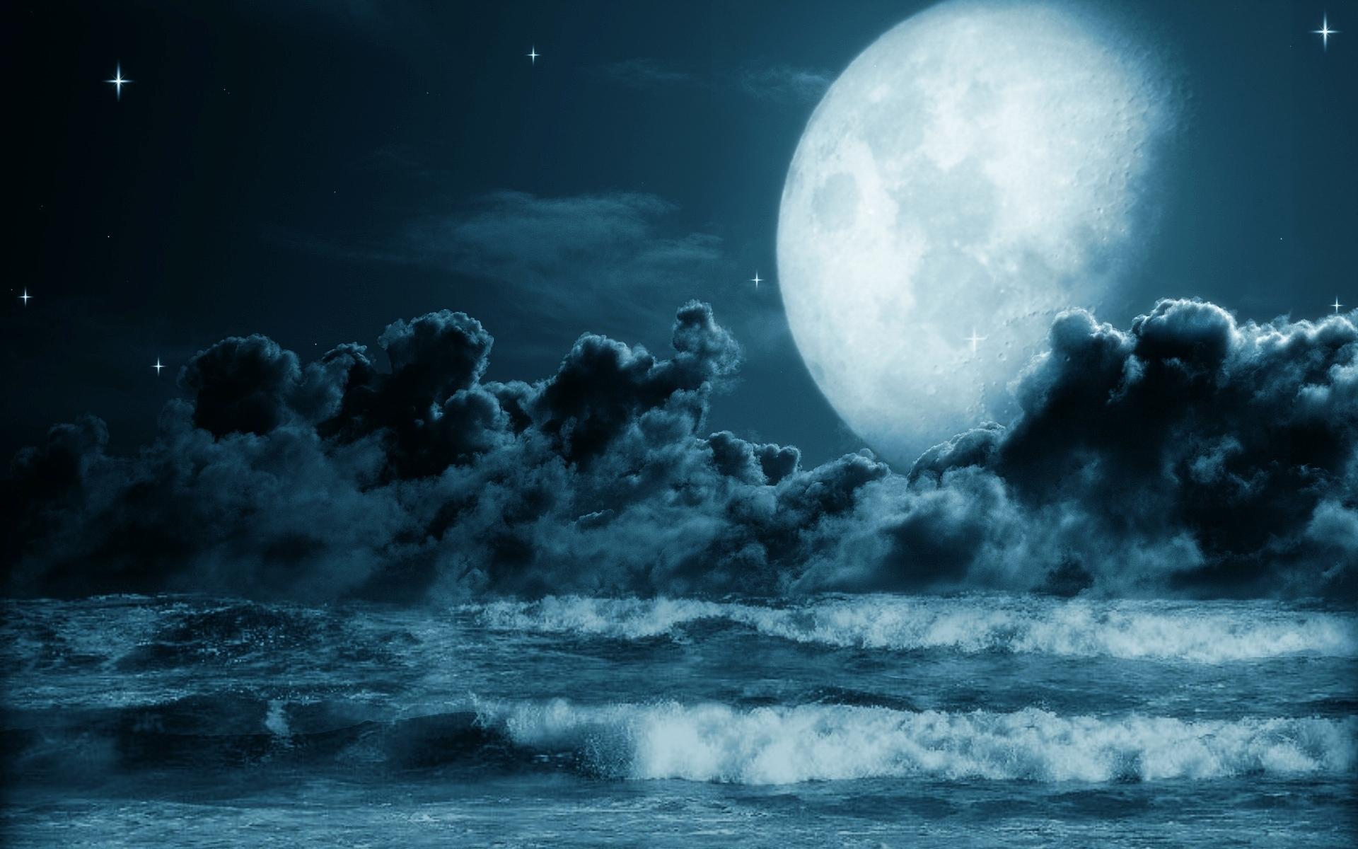 full moon hd desktop computer #wallpaper - hd wallpapers