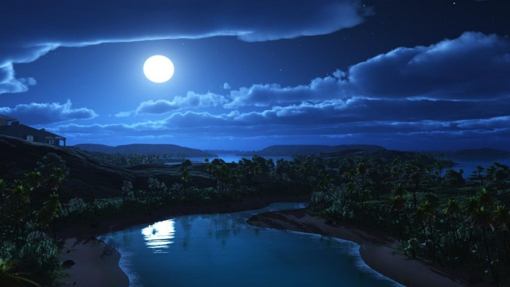 10 Top Full Moon Night Wallpaper FULL HD 1920×1080 For PC Desktop 2020 free download full moon night sky wallpaper 42877 1024x576