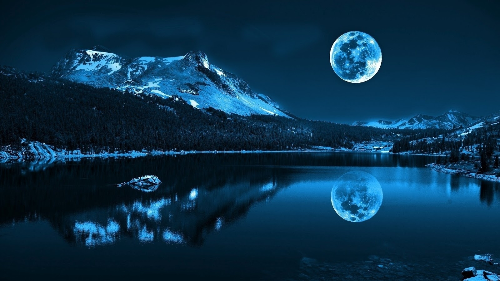 full moon night #wallpapers - hd wallpapers