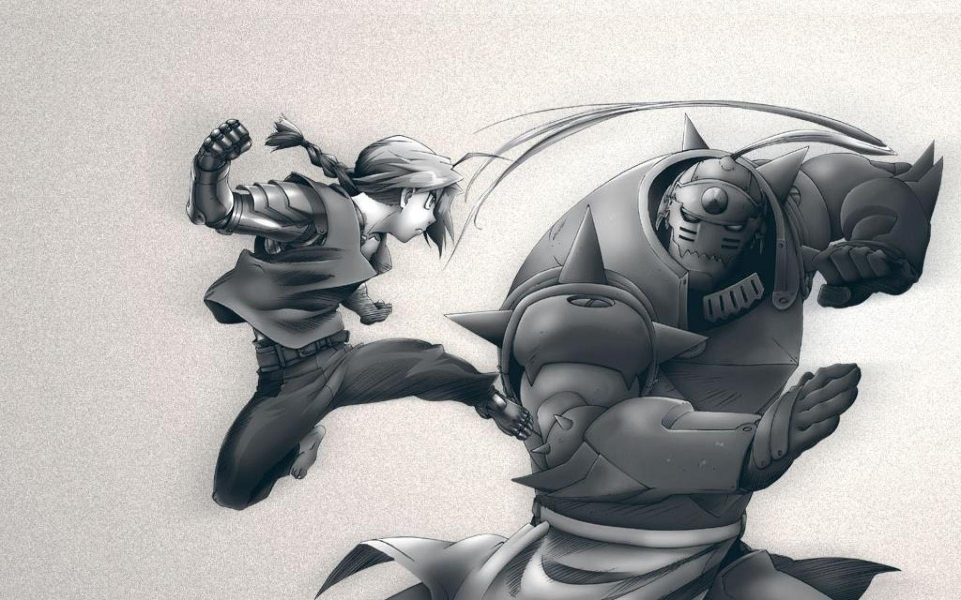 fullmetal alchemist brotherhood wallpaper 1080p | sharovarka