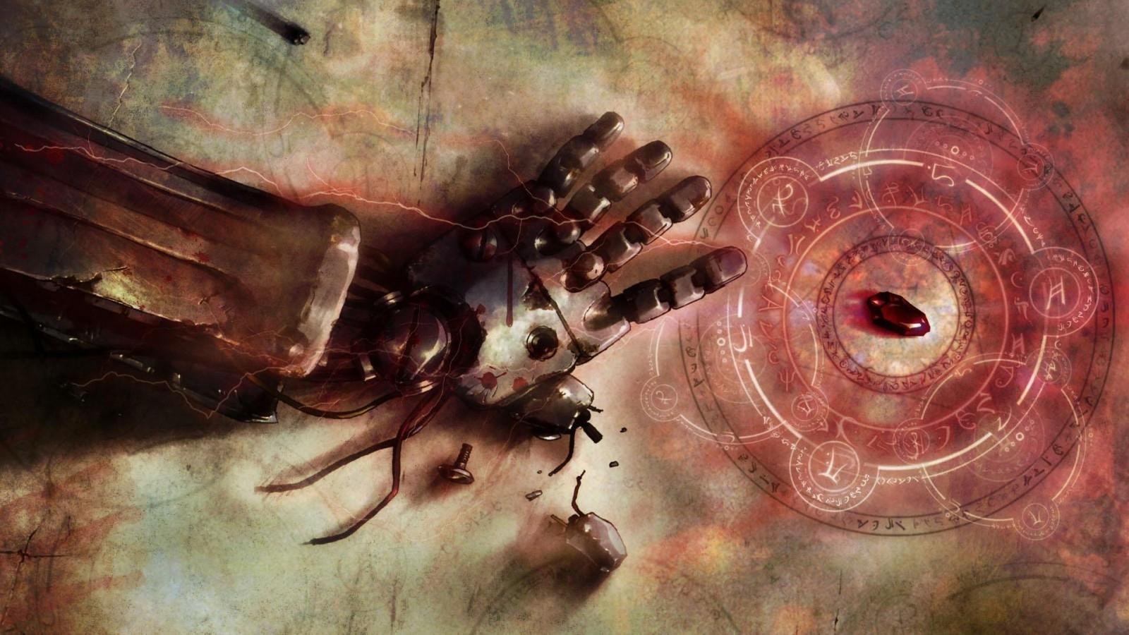 fullmetal alchemist brotherhood wallpaper pc 3918 - hd wallpaper site