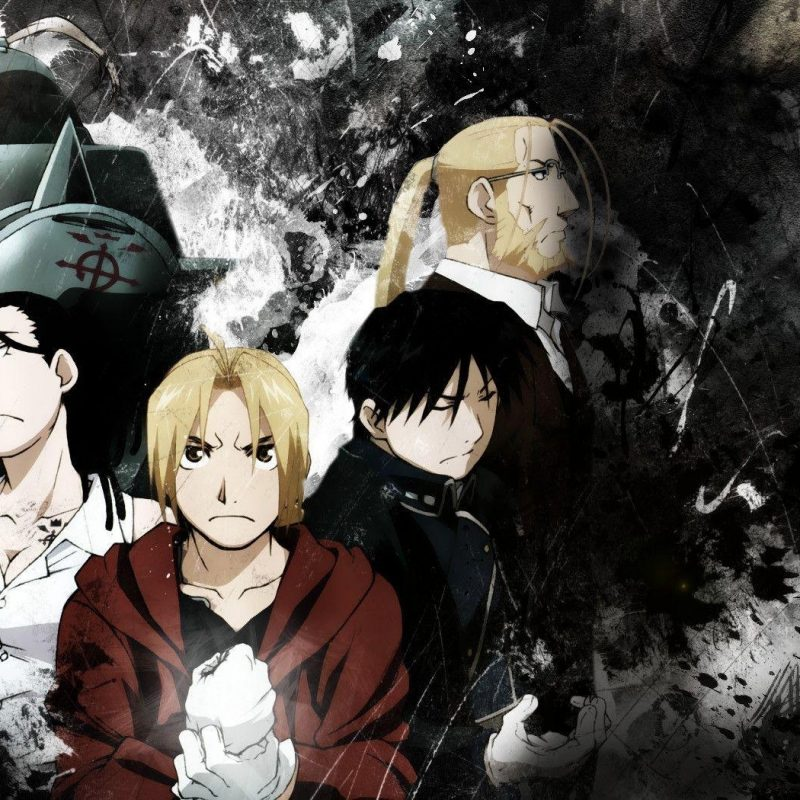 10 Top Fullmetal Alchemist Brotherhood Wallpaper FULL HD 1080p For PC Desktop 2018 free download fullmetal alchemist brotherhood wallpapers wallpaper cave 1 800x800