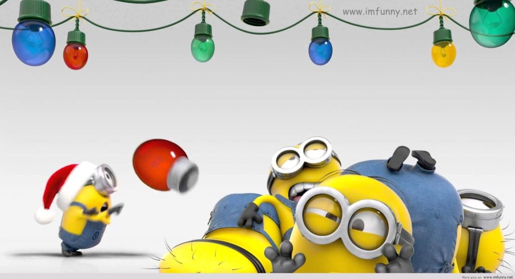 10 New Funny Christmas Wallpaper Hd FULL HD 1920×1080 For PC Desktop 2018 free download funny minions free christmas wallpaper 1024x556