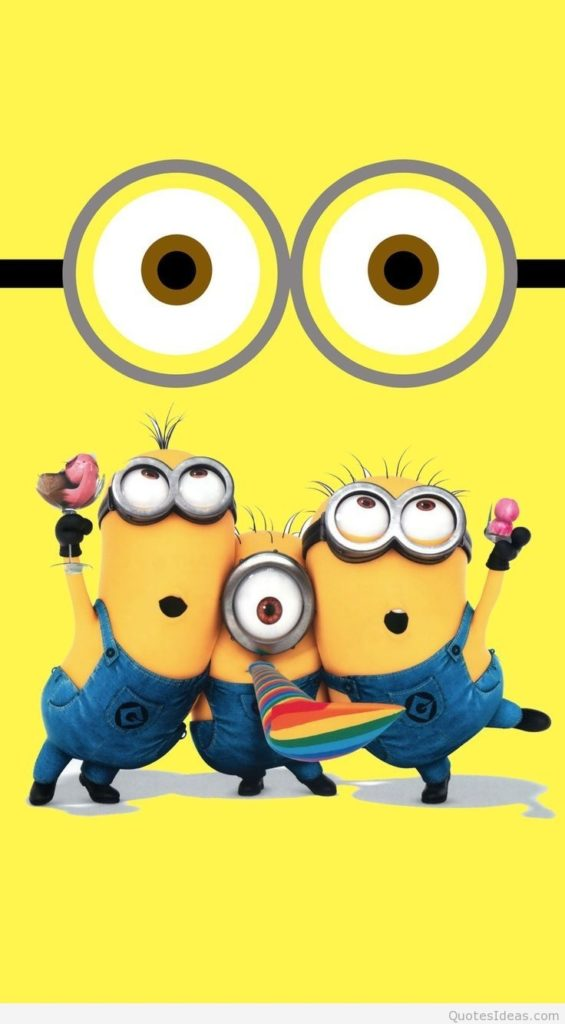 10 Top Minion Wallpaper For Android FULL HD 1080p For PC Desktop 2018 free download funny minions mobile wallpapers android hd 565x1024