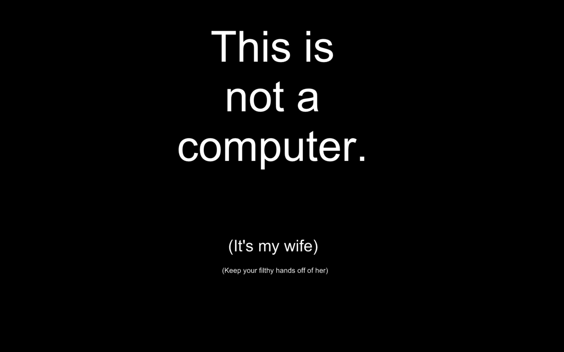 funny wife computer 1080p wallpaper | wallpaperlepi