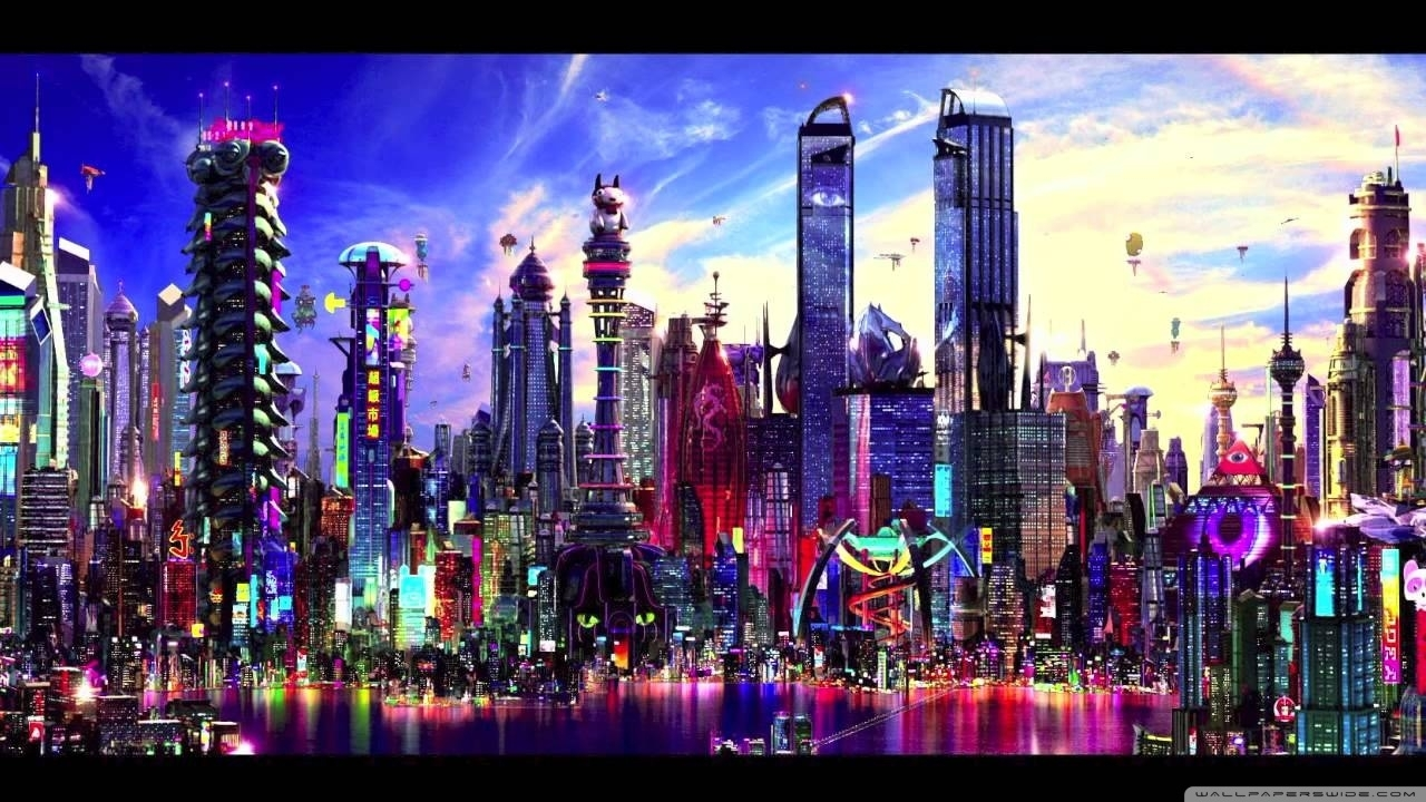 future city ❤ 4k hd desktop wallpaper for 4k ultra hd tv