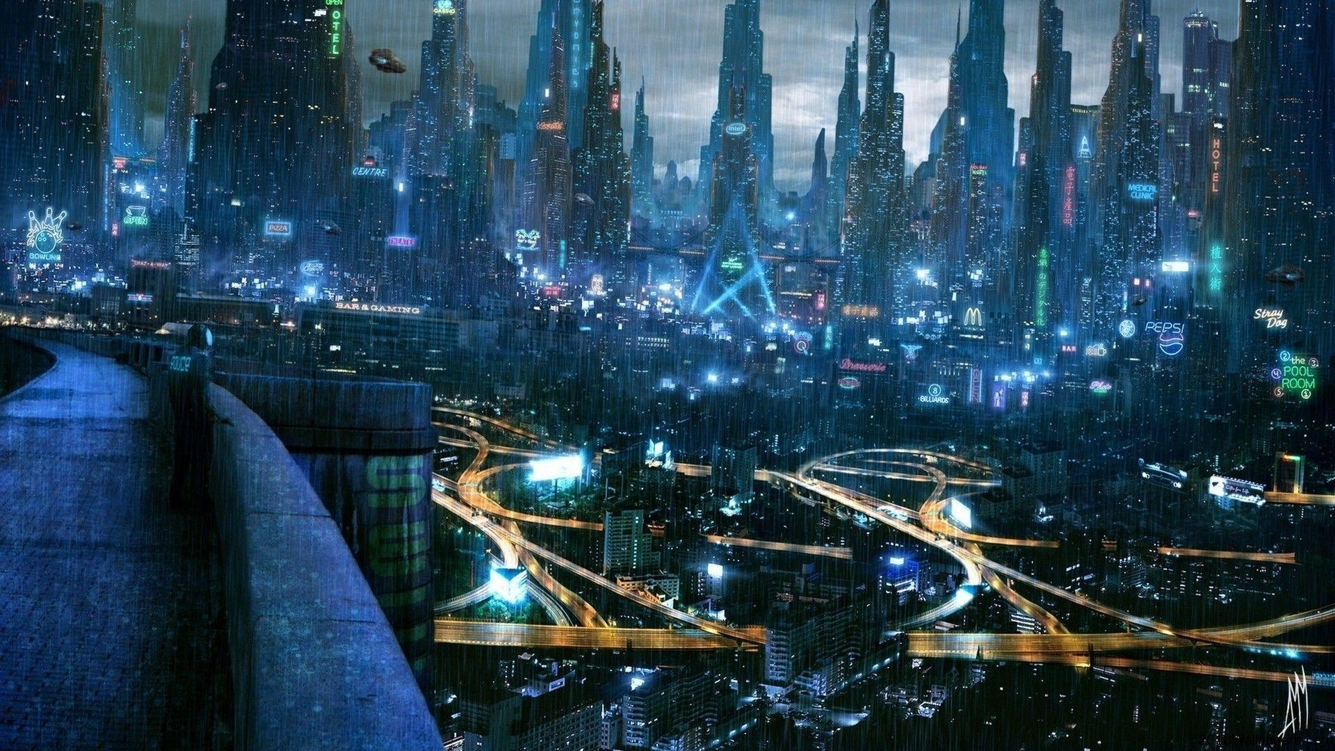 future city wallpapers - wallpaper cave