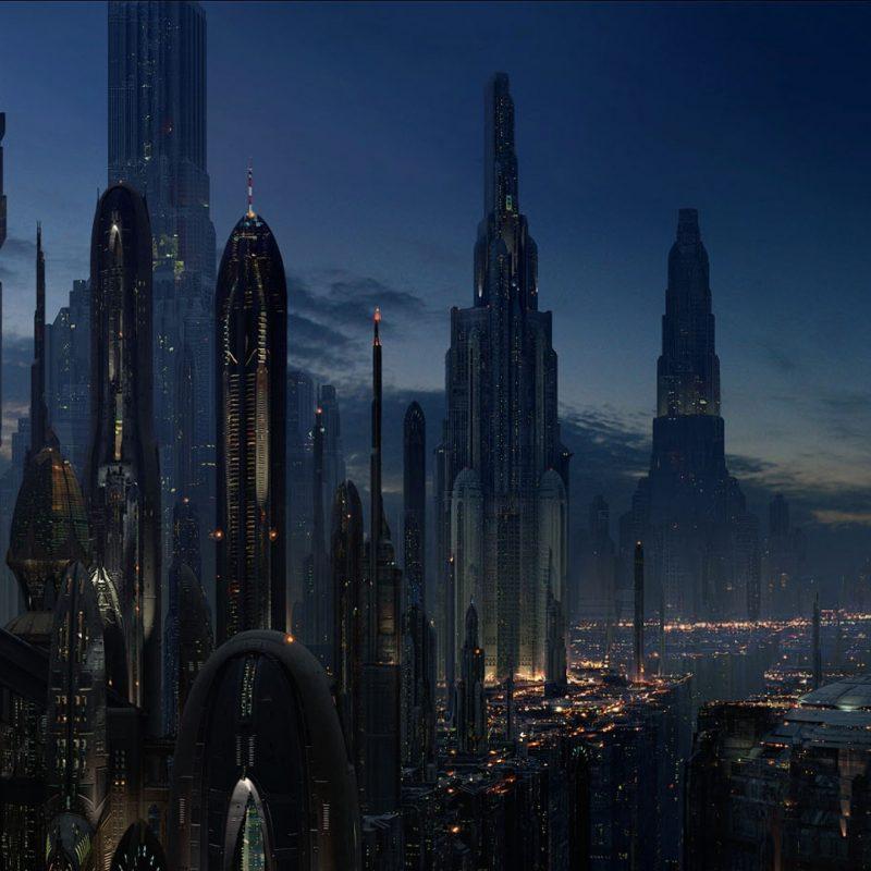 10 Best Futuristic City Wallpaper Night FULL HD 1080p For