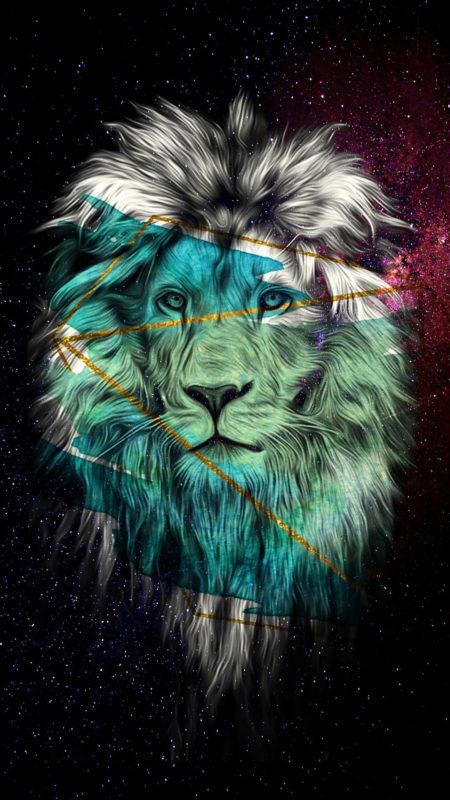 10 Latest Galaxy Lion Wallpaper FULL HD 1920×1080 For PC Background 2018 free download galaxy lion animal wallpapers in 2019 lion art galaxy wallpaper 450x800