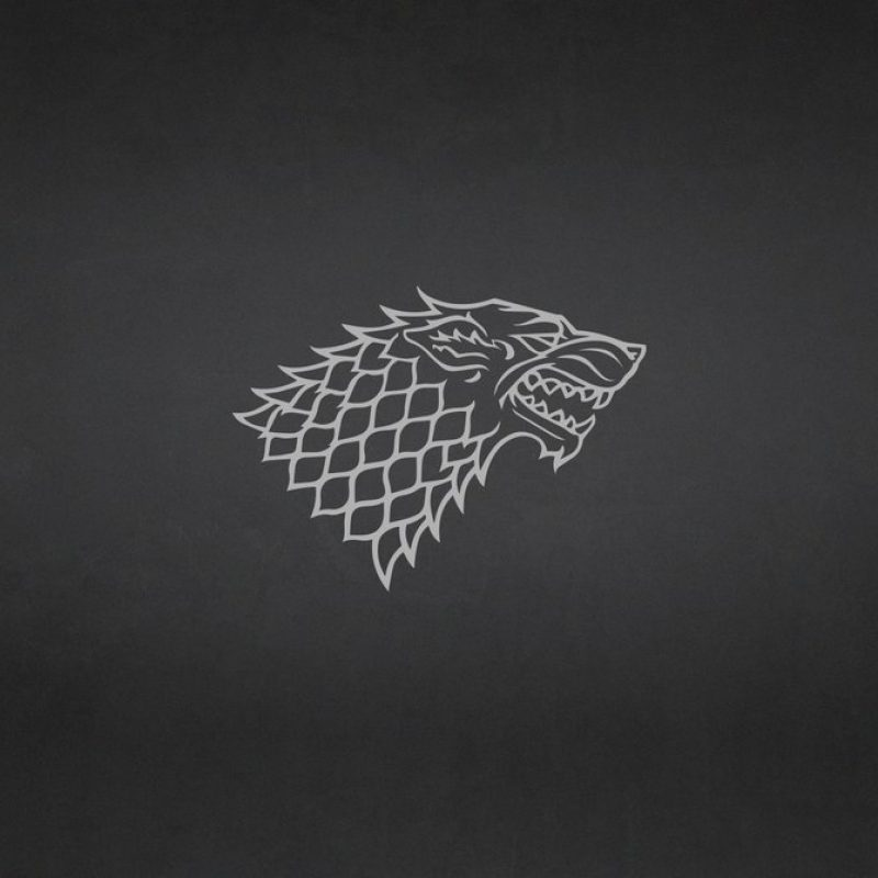 10 Best House Stark Wallpaper 1920X1080 FULL HD 1080p For PC Desktop 2018 free download game of thrones house stark minimalist wallpaperelbarnzo on 800x800