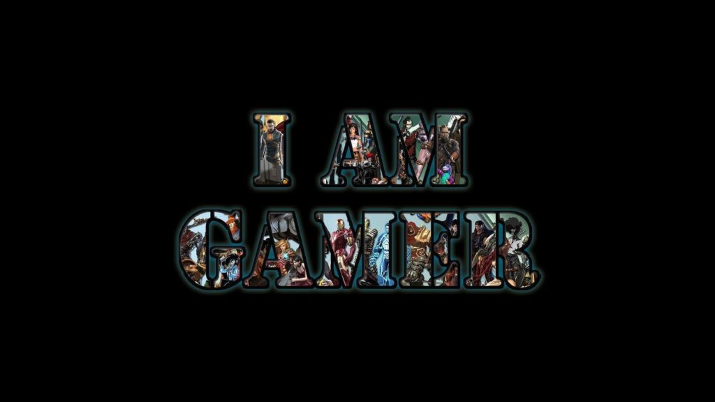 10 Top I Am A Gamer Wallpaper FULL HD 1080p For PC Desktop 2018 free download gamer wallpapers wallpaper cave 1024x576