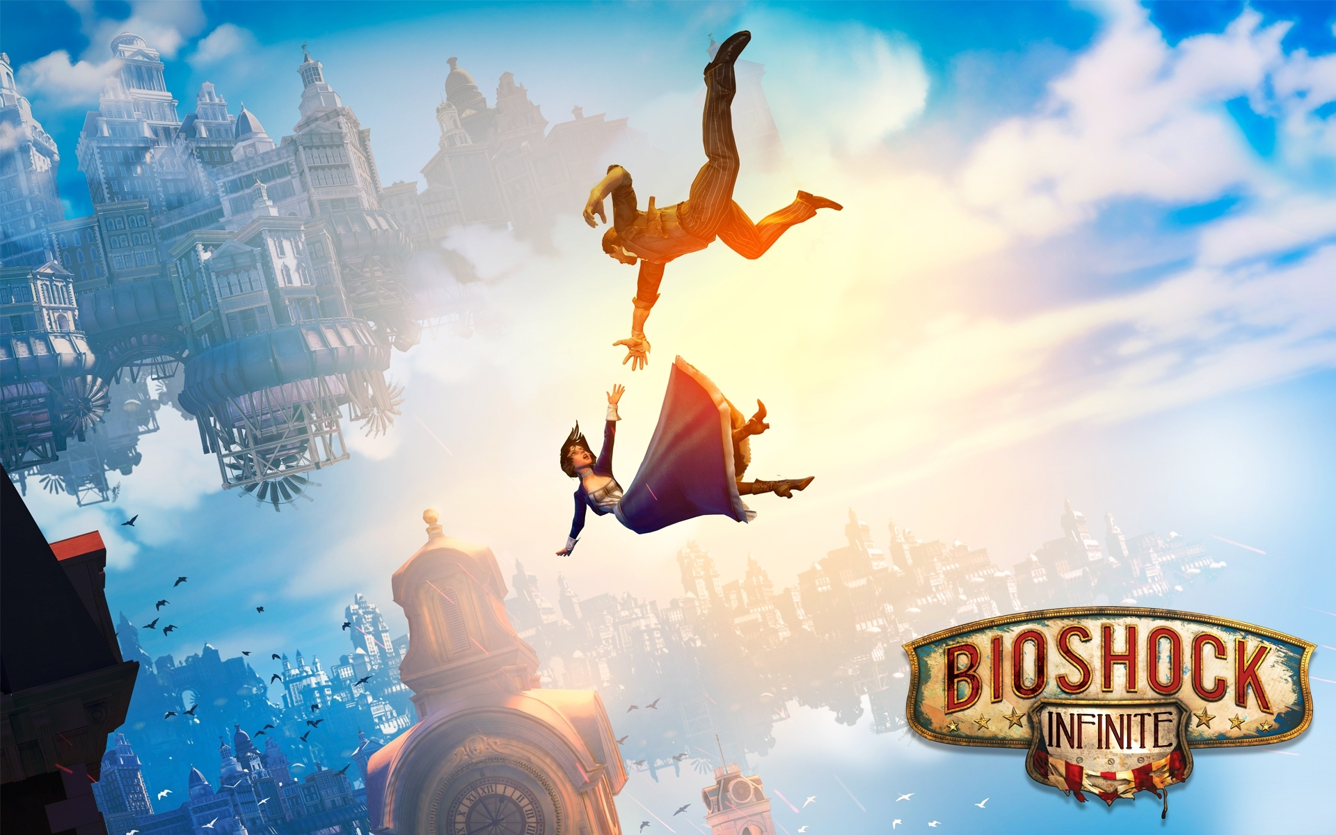 games bioshock infinite wallpapers (desktop, phone, tablet