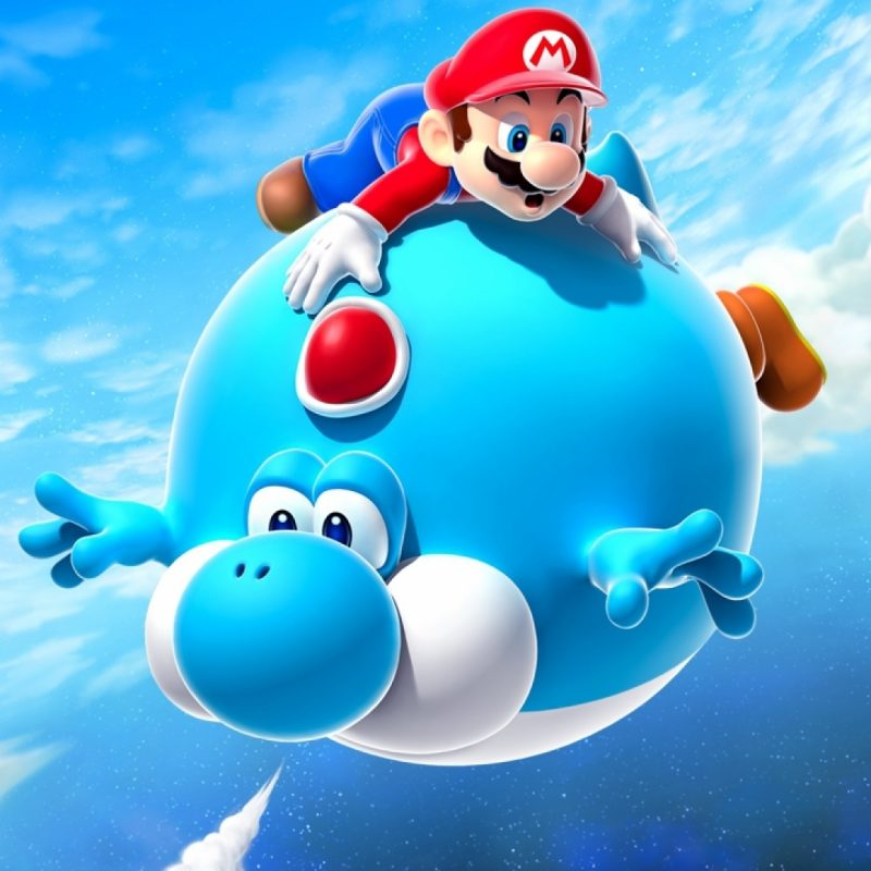 10 Best Super Mario Galaxy 2 Wallpaper FULL HD 1920×1080 For PC Background 2018 free download games super mario galaxy 2 wallpapers desktop phone tablet 800x800