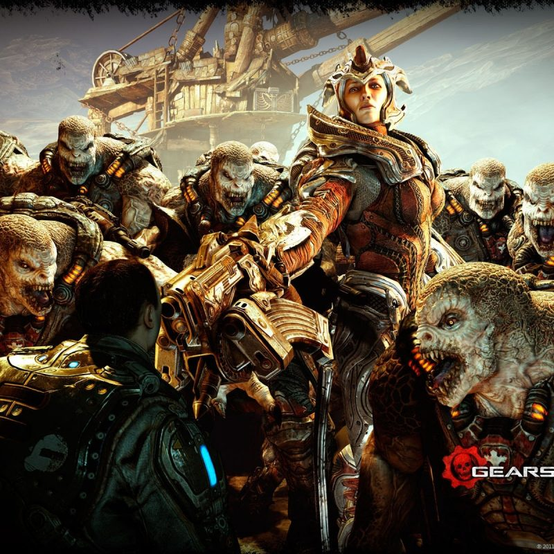 10 Best Gears Of War 3 Wallpaper FULL HD 1080p For PC Desktop 2018 free download gears of war 3 2011 wallpapers hd wallpapers id 10438 1 800x800
