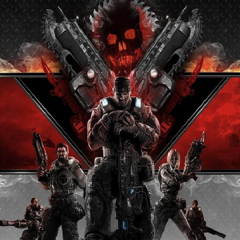 10 Most Popular Gears Of War Wallpaper Hd FULL HD 1080p For PC Background 2018 free download gears of war 3 full hd fond decran and arriere plan 1920x1080 800x800