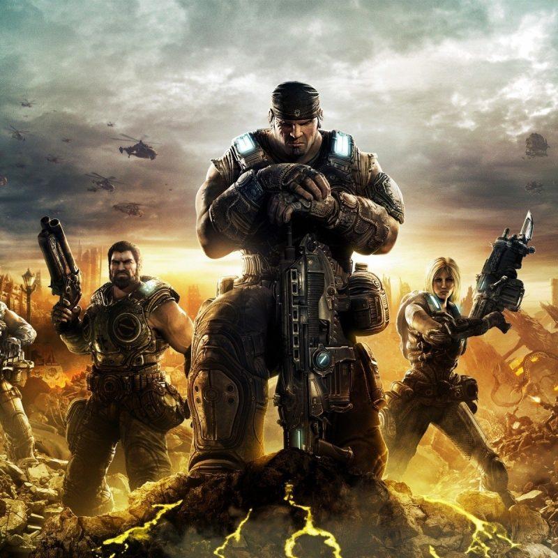 10 Best Gears Of War 3 Wallpaper FULL HD 1080p For PC Desktop 2018 free download gears of war 3 full hd fond decran and arriere plan 1920x1200 800x800