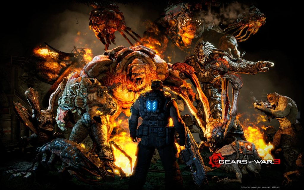 10 Most Popular Gears Of War 3 Wallpapers FULL HD 1080p For PC Desktop 2018 free download gears of war 3 mission wallpapers hd wallpapers id 10418 1024x640